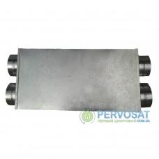 Пластинчатый воздушный рекуператор тепла Chandelle® C-2-200