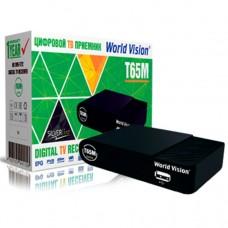 Тюнер Т2 World Vision T65M DVB-T2