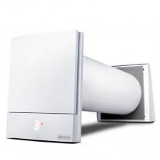 Ventoxx Harmony под управление Twist с внешней крышкой, воздуховод 0,5 м