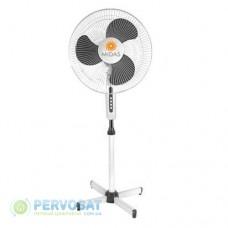 Вентилятор напольный MIDAS FS40-027 (серый, 3-х скор.)