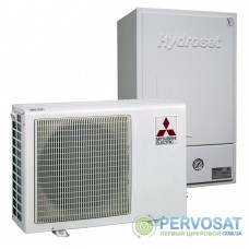 Тепловой насос Mitsubishi Electric MXZ-3D68VA + Hydroset UNI-1RC