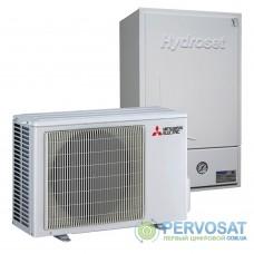 Тепловой насос Mitsubishi Electric MXZ-3D54VA + Hydroset UNI-1RC