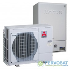 Тепловой насос Mitsubishi Electric PUHZ-ZRP71VHA + Hydroset UNI-1RC