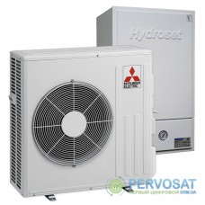 Тепловой насос Mitsubishi Electric MUZ-GF71VE + Hydroset UNI-1RC