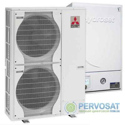 Тепловой насос Mitsubishi Electric PUHZ-SHW80VHA + Hydroset UNI-1RC