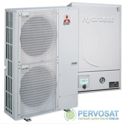 Тепловой насос Mitsubishi Electric PUMY-P200YKM + Hydroset UNI-1RC
