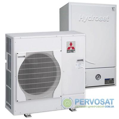 Тепловой насос Mitsubishi Electric PUHZ-P100VHA + Hydroset UNI-2RC