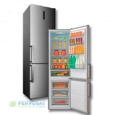 Холодильник SMART BM360WAS (металлик темн.)