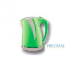 Электрочайник SMART FX-818 (2200Вт., 2,0л., диск, зеленый)