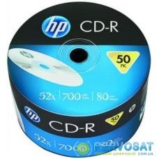 Диск CD HP CD-R 700MB 52X 50шт (69300/CRE00070-3)