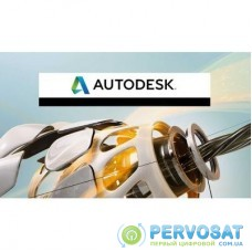ПО для 3D (САПР) Autodesk AutoCAD -including specialized toolsets AD New Single Annual (C1RK1-WW1762-L158)