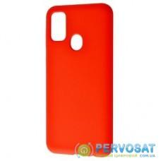 Чехол для моб. телефона WAVE Full Silicone Cover Samsung Galaxy M21/M30s red (27294/red)