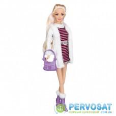 Кукла Ася Городской стиль (35067)