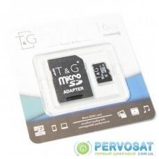 Карта памяти T&G 16GB microSDHC class 10 UHS-I (TG-16GBSD10U1-01)