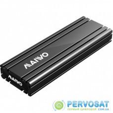 Карман внешний Maiwo M.2 SSD NVMe (PCIe) USB3.1 GEN2 Type-C (K1686P)