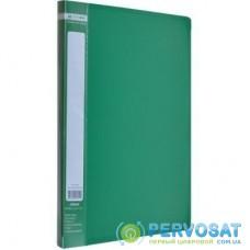Папка-скоросшиватель BUROMAX А4 JOBMAX, green (BM.3406-04)