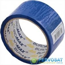 Скотч Buromax Packing tape 48мм x 35м х 43мкм, blue (BM.7007-02)