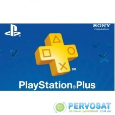 Карта онлайн пополнения SONY PlayStation Plus подписка на 365 дней RU ESD (10476287)