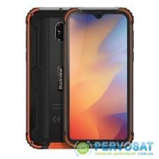 Мобильный телефон Blackview BV5900 3/32GB Orange (6931548305958)