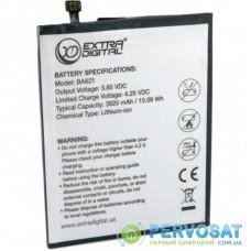 Аккумуляторная батарея для телефона EXTRADIGITAL Meizu M5 Note 3920 mAh (BMM6463)