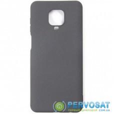 Чехол для моб. телефона Dengos Carbon Xiaomi Redmi Note 9 Pro, grey (DG-TPU-CRBN-95) (DG-TPU-CRBN-95)