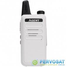 Портативная рация Agent AR-T7 White
