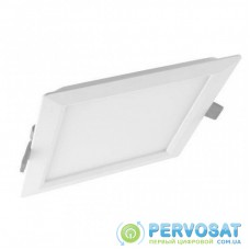 Светильник Osram LEDVANCE DL SLIM SQ155 12W/4000K WT IP20 (4058075079298)