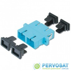 Адаптер DIGITUS SC/SC Duplex Multimode, керам. сердечник (DN-96005-1)