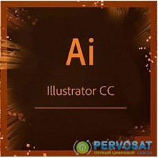 ПО для мультимедиа Adobe Illustrator CC teams Multiple/Multi Lang Lic Subs New 1Year (65297603BA01A12)