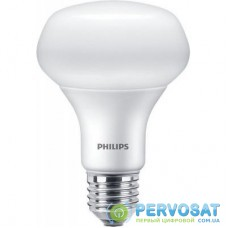 Лампочка PHILIPS LED Spot E27 10-80W 840 230V R80 (929001858087)