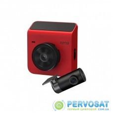 Видеорегистратор Xiaomi 70mai Dash Cam A400+Rear Cam RC09 Set (A400-1) Red (A400+RC09 Red)