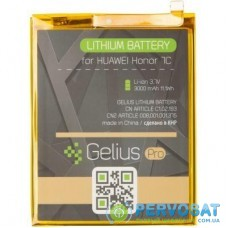 Аккумуляторная батарея Gelius Pro Huawei HB366481ECW (P20 Lite/P10 Lite/.../Honor 7c/P Smart) (73709)
