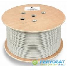 Кабель сетевой UTP 305м 4*2*24AWG[0,48] медь[СU] cat.5e, внутренний [PVC] ЗЗЦМ (71495)