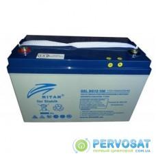 Батарея к ИБП Ritar GEL RITAR DG12-100, 12V-100Ah (DG12-100)