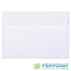 Конверт КУВЕРТ С6 (114х162мм) white, Peel & Seal, 50шт (1040_50)