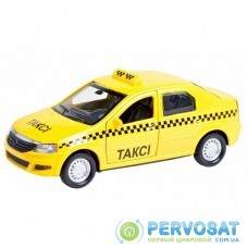 Спецтехника Технопарк Renault Logan Taxi (1:32) (LOGAN-T)