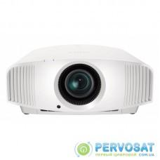 Проектор для домашнього кінотеатру Sony VPL-VW290 (SXRD, 4k, 1500 lm), білий
