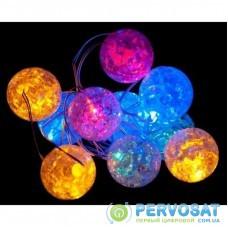 Гирлянда Luca Lighting Струна с шариками 1,9 м, разноцветная (8718861488845)