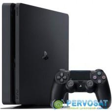 Игровая консоль SONY PlayStation 4 1TB (CUH-2208B) +GTS+HZD CE+SpiderM+PSPlus 3M (669209)