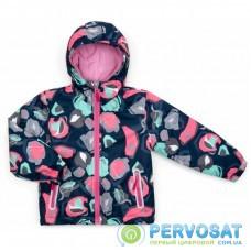 Куртка TOP&SKY на флисе утепленная (6025-140G-pink)