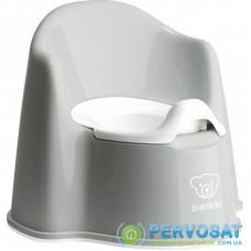 Горшок Baby Bjorn Potty Chair серый (55225)