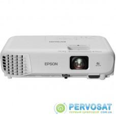 Проектор Epson EB-W06 (3LCD, WXGA, 3700 ANSI lm)