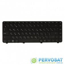 Клавиатура ноутбука PowerPlant HP Presario CQ42/G42 черный,черный (KB311743)