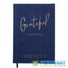 Блокнот Buromax деловой Grateful A5 в точку 96 листов обложка из искусственн (BM.295319-01)