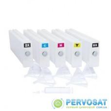 Комплект перезаправляемых картриджей WWM Epson Sure Color T3200/T5200/T7200 (RC.T693)