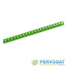 Пружина для переплета bindMARK пл. 8мм (100 шт.) зеленая (43205)
