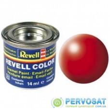 Аксессуары для сборных моделей Revell Краска Revell № 332. Светящаяся красная шелково-матовая,14 м (RVL-32332)