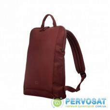 "Рюкзак для ноутбука Tucano 13"" FLAT burgundy (BFLABK-M-BX)"