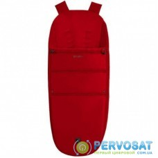 Чехол для ног Cybex Ferrari / Racing Red red (519000368/519000367)