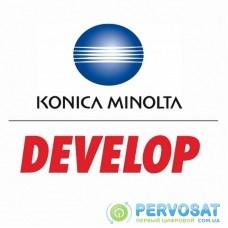Запчасть TRANSFER ROLLER C451,C550, C650 Konica Minolta (A00JR71500)